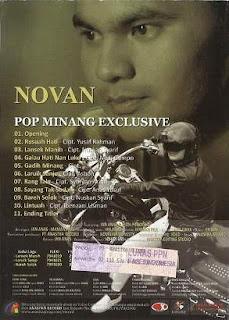 Novan – Galau Hati Nan Luko