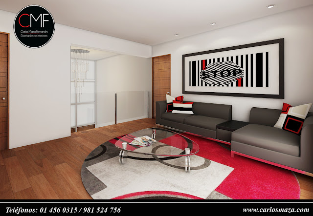 Diseño De Interiores Miraflores Lima