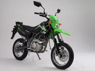 Modifikasi Kawasaki KLX 150 dan Dtracker 150 Yang Membuat Anda Tertarik