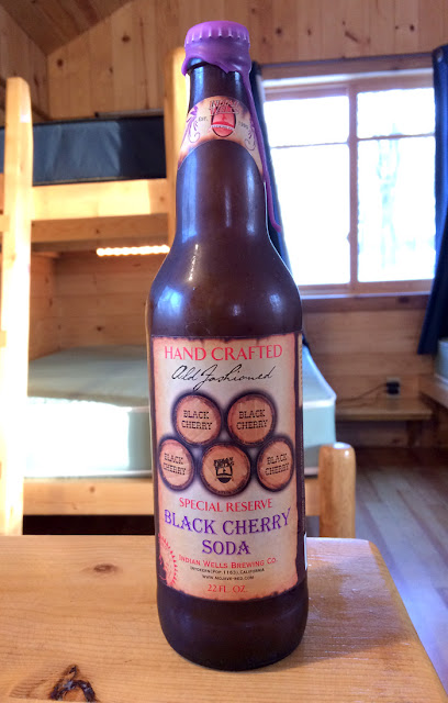 Indian Wells Black Cherry Soda