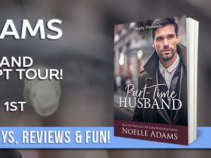 Part-Time Husband by Noelle Adams | Review + Excerpt