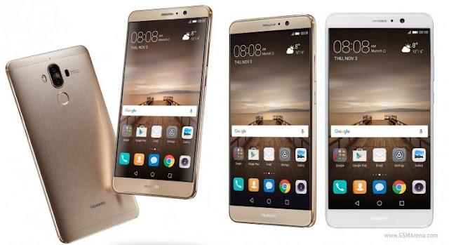 "هواوي تكشف رسميا عن هاتفها ""Huawei Mate 9"" بكاميرا مزدوجة"