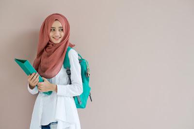gaya busana hijab masa kini