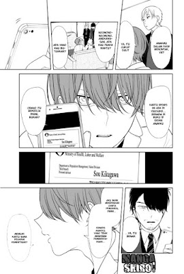 Download Koi to Uso Chapter 133 Bahasa Indonesia