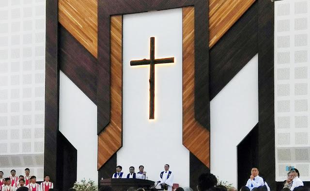 New Kohima Lotha Baptist Church Building Dedication Photos