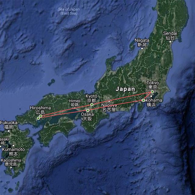 Whirlwind Japan
