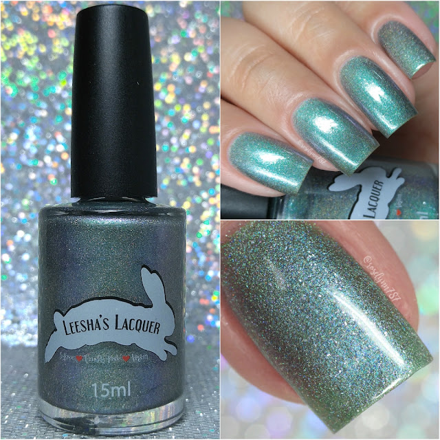Leesha's Lacquer - Polish Pickup April 2018