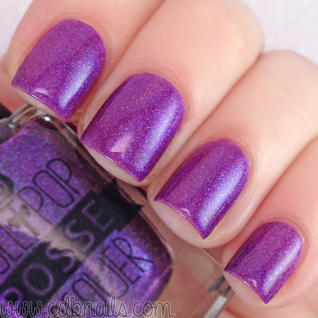 Lollipop Posse Lacquer-Where There Is No Extrication