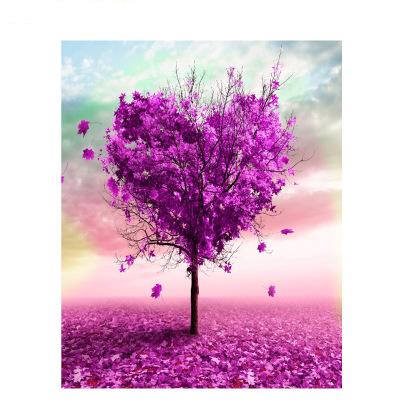 Tranh sơn dau so hoa tai  Hai Ba Trung
