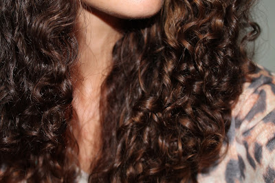 Curly Hair John Frieda