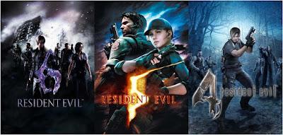 Game Resident Evil dari Tahun ke Tahun