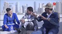 برنامج رامز واكل الجو 6-7-2015 حلقة سعيد الهوا و أحمد التباع 18