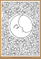 printable adults nature coloring pages