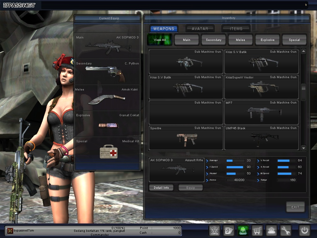 Point Blank Offline 2015