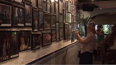 Fotos de famosos en Pimpi Málaga