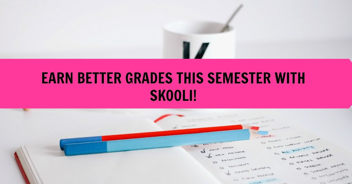 Earning good grades in college Term paper Example - March 2019