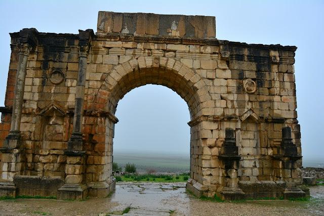 Arc de Caracalla.