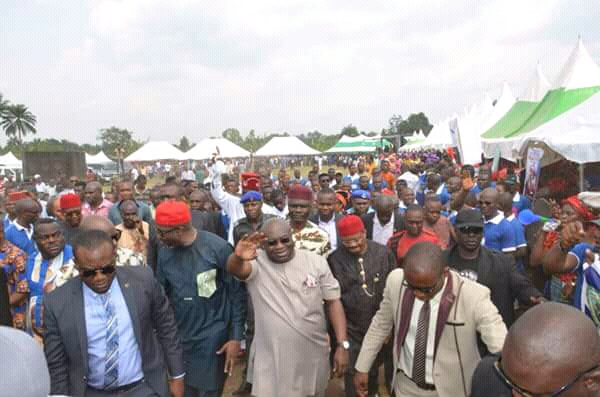 """THE SIGNIFICANCE OF """"THE GREAT UKWA/NGWA DECLARATION II AND ENDORSEMENT OF DR. VICTOR OKEZIE IKPEAZU"""" FOR A SECOND TERM IN OFFICE AS GOVERNOR OF ABIA STATE."""