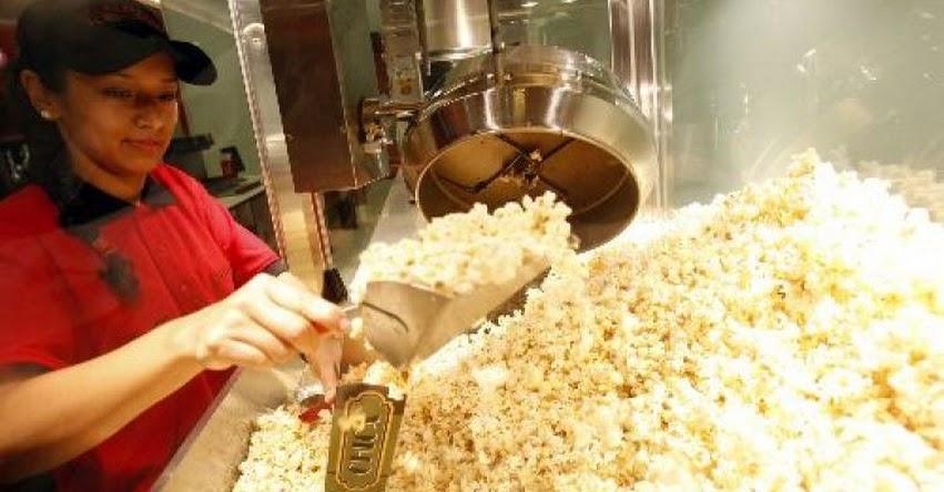 INDECOPI: A partir de estas fechas el público podrá ingresar a cines sus propios alimentos - www.indecopi.gob.pe