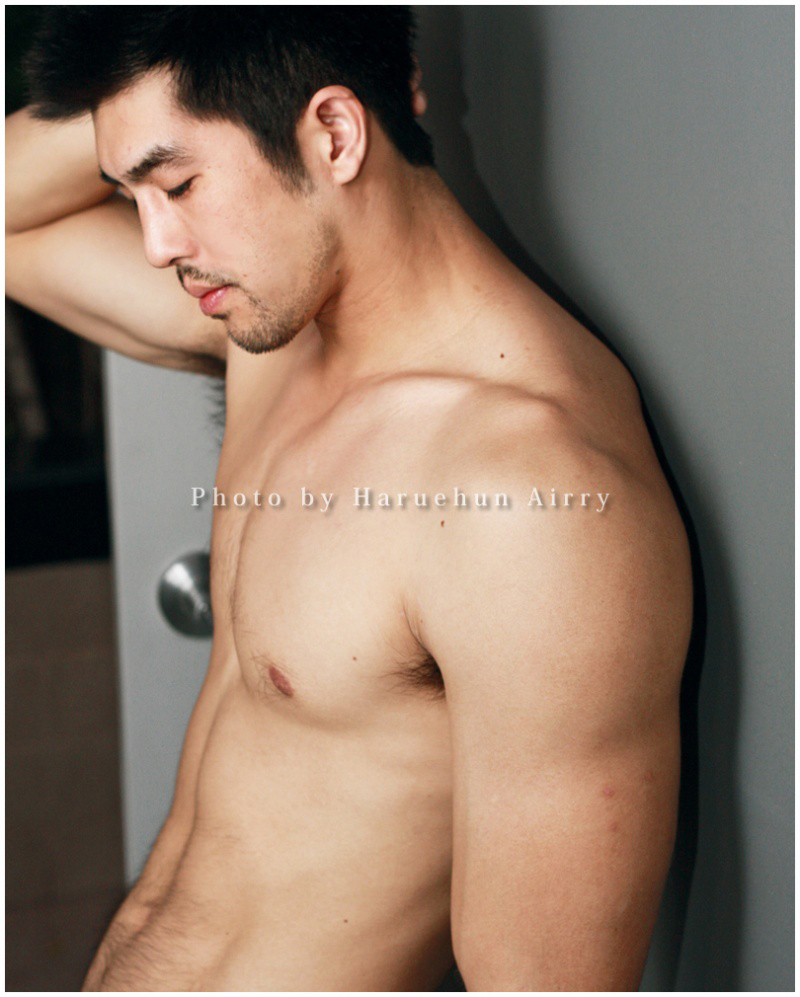 Eber Hwang Shirtless Collection  Hot Asian Guys - Male -5481