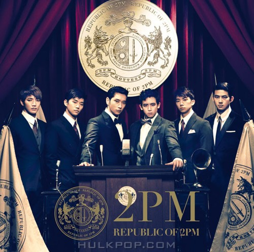 2PM - REPUBLIC OF 2PM (Japanese) (ITUNES PLUS AAC M4A)