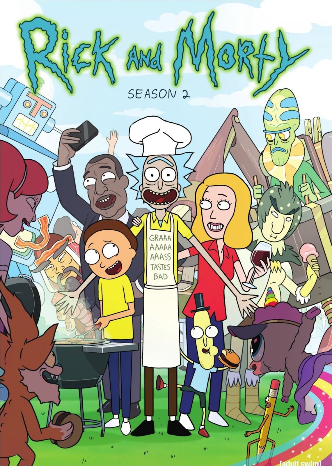 Rick şi Morty Online Subtitart Sezoul 2 Episodul 1