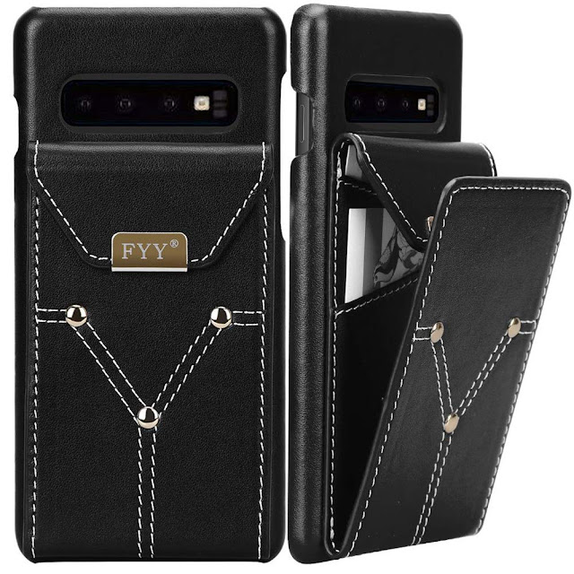 fyy samsung galaxy s10 phone case black