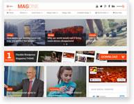 Minimal Times - News WordPress Theme