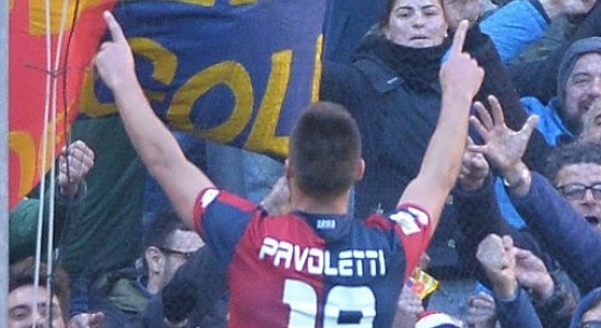 CALCIOMERCATO NAPOLI Pavoletti ha firmato. Contratto fino al 2021