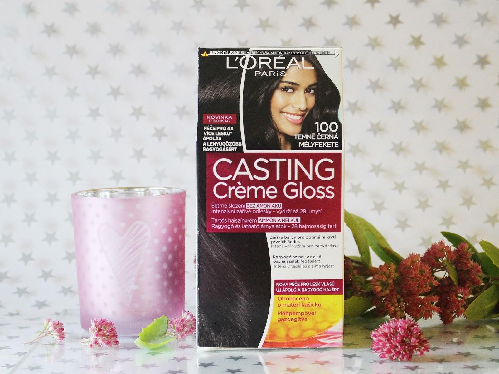 Túl a pasztellen Glamour-napok haul Casting Creme Gloss