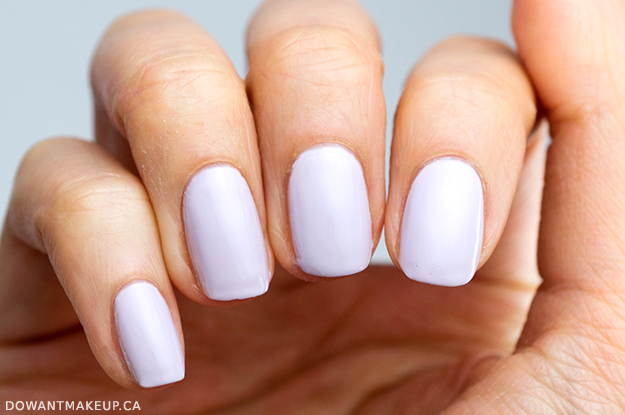 OPI Infinite Shine Lavendurable swatches