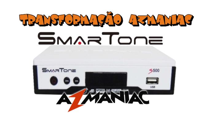 Smartone S500 Transformado