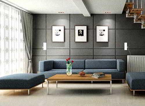 Contoh Model Sofa Ruang Tamu Minimalis Sederhana