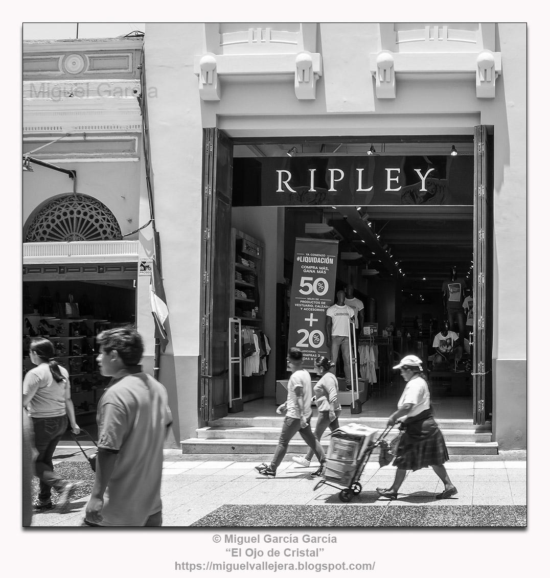 RIPLEY Jirón de la Unión - Lima.