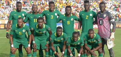 Eliminatorias de África para el Mundial de Rusia 2018 - 3ra. Ronda. Grupo