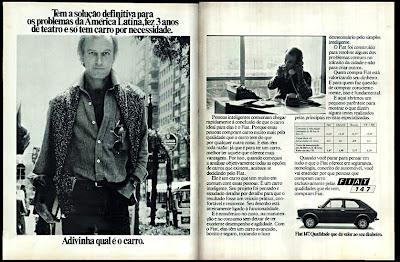 propaganda Fiat 147 - 1979