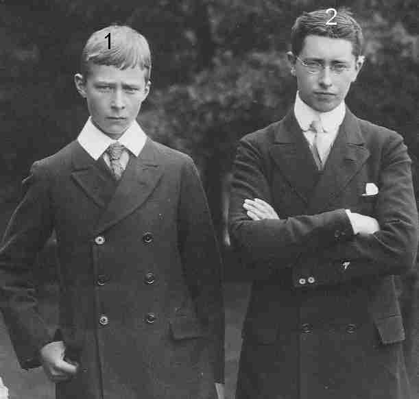 famille royale de Prusse