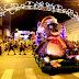 Emoção e Magia marcam o primeiro desfile da 4ª Parada de Natal de Registro-SP