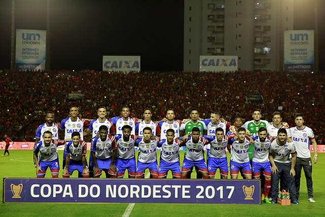 Resultado de imagem para time do Bahia 2017