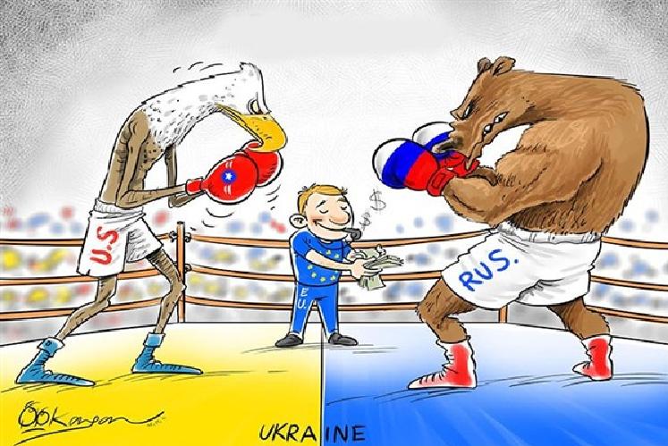 russia ukraine trade relationship between us and japan