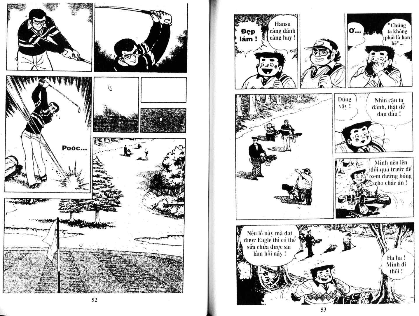 Ashita Tenki ni Naare chapter 12 trang 25