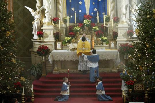 Matrimonio Rito Romano O Ambrosiano : Catholicvs santa misa de la solemnidad natividad