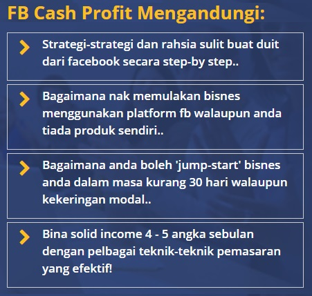 FB Cash Profit Review
