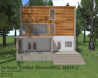 Jackson Timber House