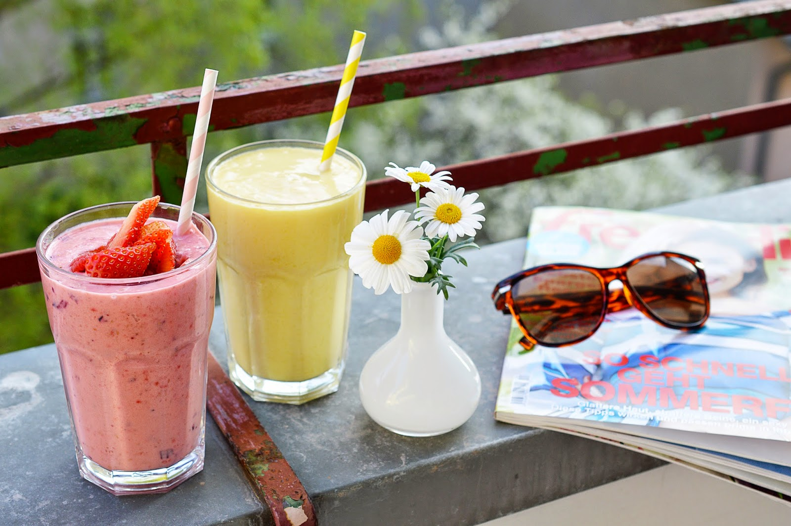 Summer Smoothie Recipe | Motte's Blog