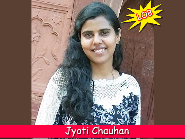 Jyoti Chauhan from UpdateLand