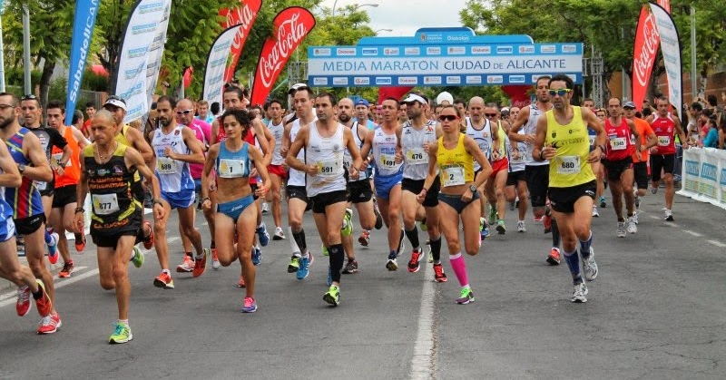 Clasificaciones Media Maraton De Alicante 2017 Alicante Alacant