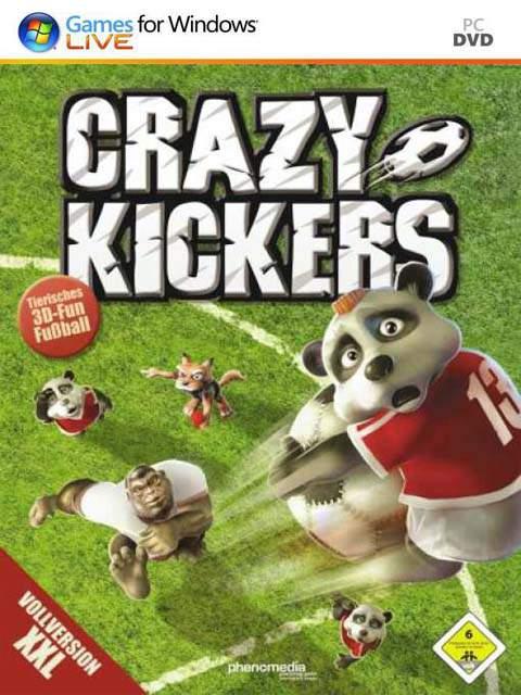 تحميل لعبة Crazy Kickers مضغوطة برابط واحد مباشر كاملة مجانا