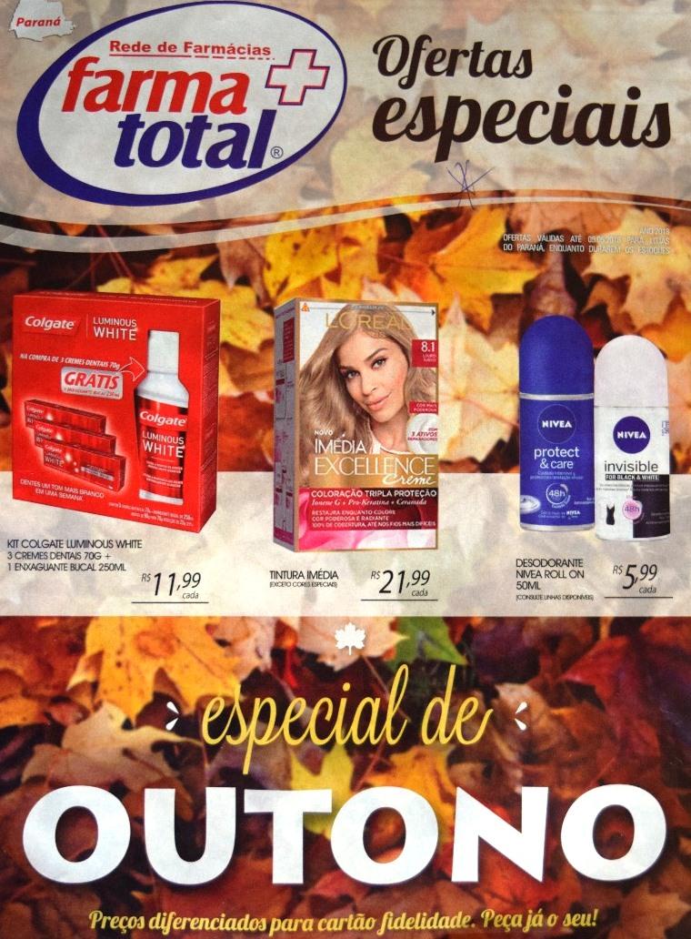 Blog do Elói  Aproveite as Ofertas Especiais de Outono na Farmácia ... 357e6e7f8b5
