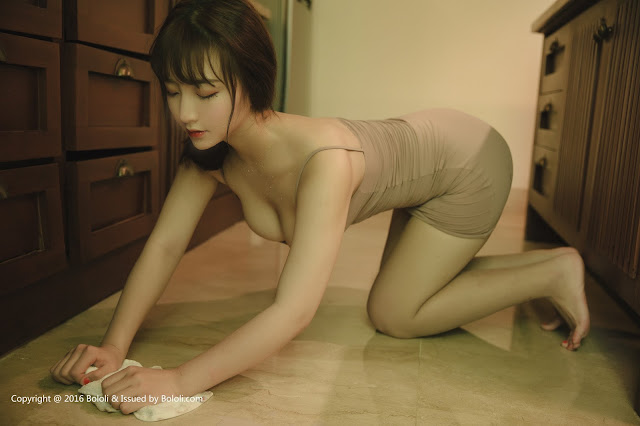 Hot girls Beauty Asian Girls sexy body model Mang Guo 2